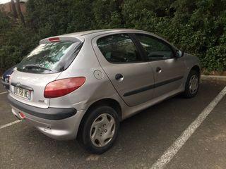 Peugeot 206 1998 (Prix negociable)