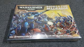 Warhammer 40.000 Batalla por Macragge