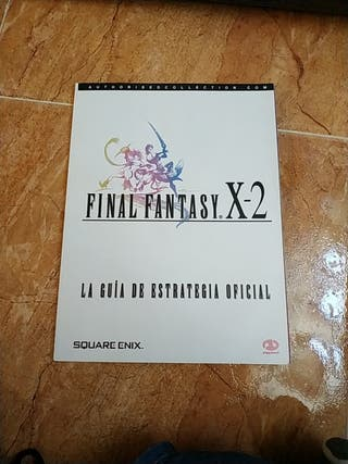 Guia Final Fantasy X-2 de Piggyback