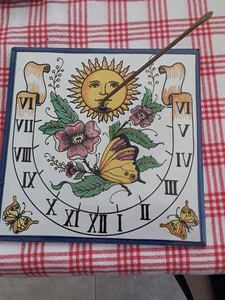 Reloj de sol.
