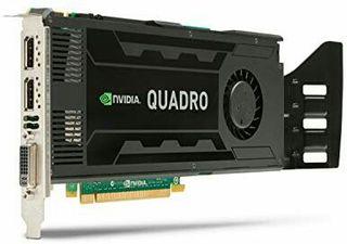 Grafica profesional NVidia Quadro K4000