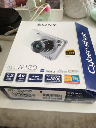Sony Cyber-shot 7'2 mpx