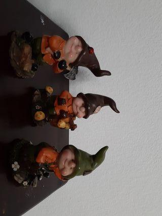 Figuras duendes.