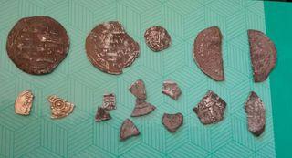 monedas arabes