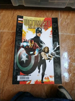 Comics Ultimate Marvel