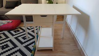 Mesa comedor Ikea de segunda mano en Zaragoza en WALLAPOP