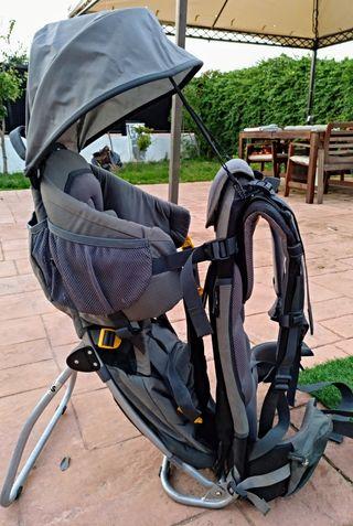 Mochila portabebés Deuter Kid Comfort II