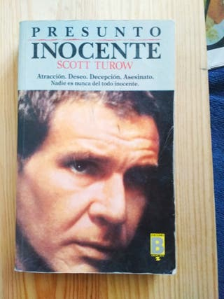 libro Presunto inocente