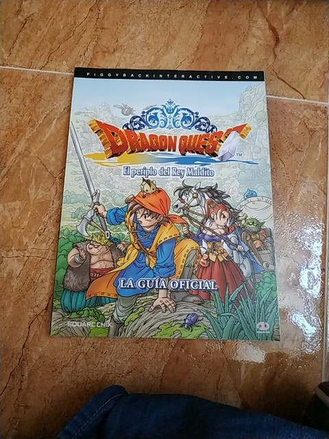 Guia Dragon Quest 7 de Piggyback