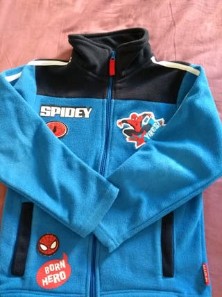 Polar para niño de Spiderman