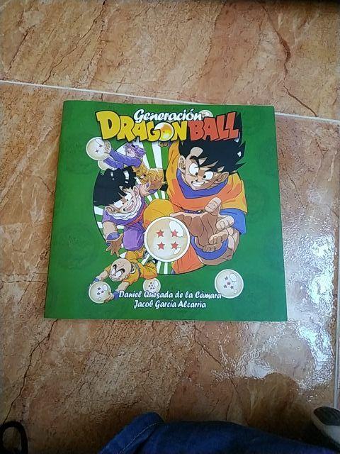 Generacion Dragon Ball