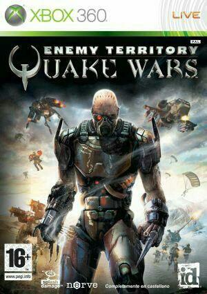 Quake wars (xbox360)