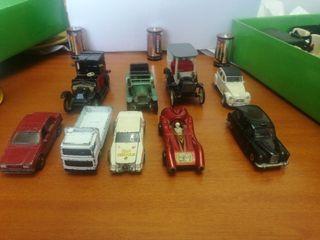 coches a escala varios modelos