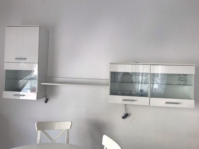 Muebles comedor blancos de segunda mano por 100 € en Canet ...