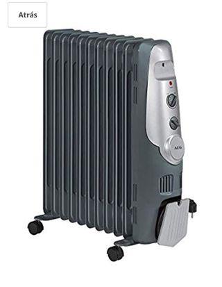 Calefactor/ Radiador de aceite AEG