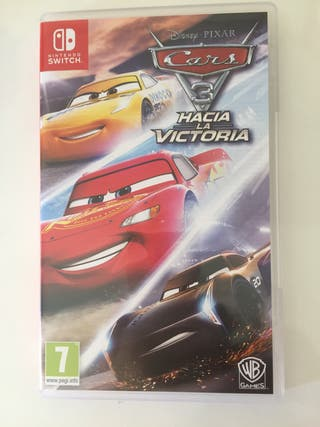 Juego cars switch