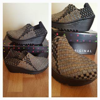 Zapatillas elasticas T.36