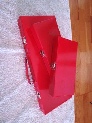 cajas de herramientas metálicas