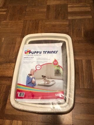 Bandeja entrenamiento perros