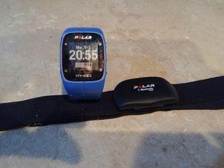 Polar m400 con pulsometro h7