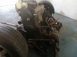 motor golf 3 2.0 8v 115cv