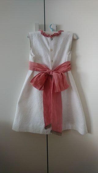 Vestido niña ceremonia