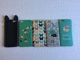 Iphone 6. Fundas iphone 6