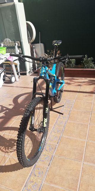 """Bicicleta GT Sanction pro 27,5"""""""