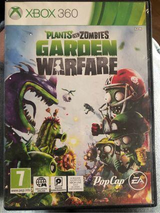 Plants vs zombies xbox