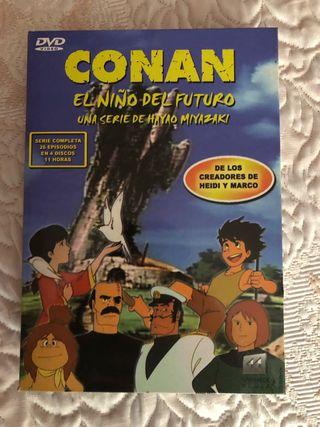 Conan el niño del futuro
