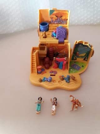 Polly pocket Aladdin años 90