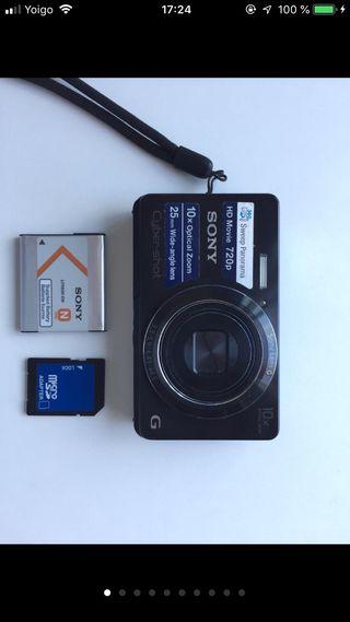 Sony Cyber-Shot DSC-W690 16.1 MP Digital Camera