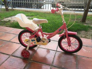 Bicicleta niña nancy