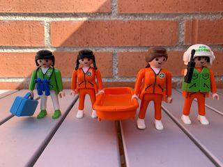 Playmobil equipo de rescate