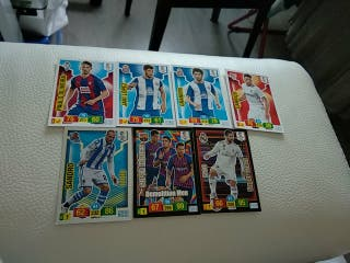 Cromos Adrenalyn 2018/2019