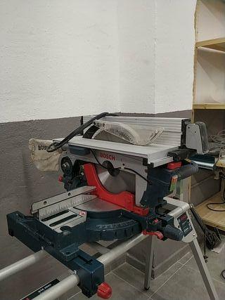 Alquiler herramienta Ingletadora Bosch