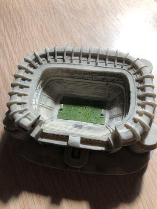 Maqueta Estadio Bernabéu