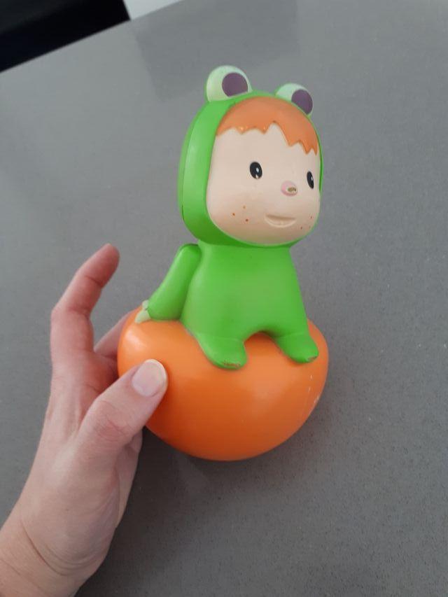juguete bebé balancin