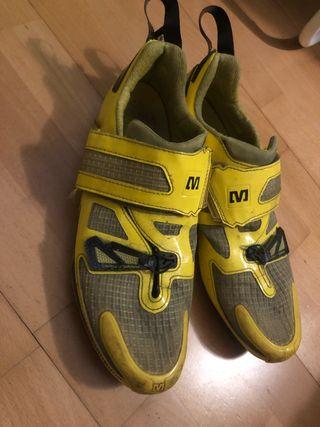 Zapatillas Mavic bici-triatlón 44