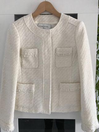 Vestido estilo chaqueta de segunda mano en Sevilla en WALLAPOP 40d2626597af