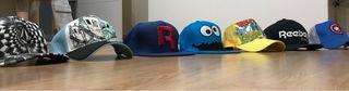 Gorras de marca