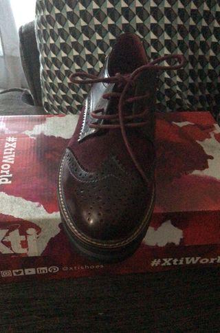 zapato mujer XTI