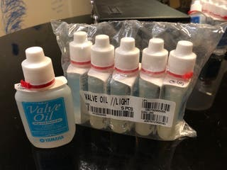 Pack Valve oil Yamaha light