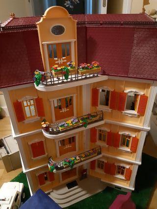 Playmobil casa Playmobil Victoriana completa