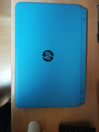 HP 15.6 I5 4Gb Ram beats audio color azul