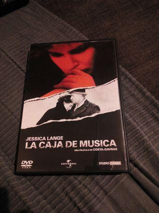 Dvd.La caja de musica