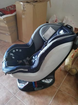 Silla (auto) coche para niños ms innovaciones