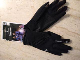 Guantes Ronhill con dedos táctil para el móvil.
