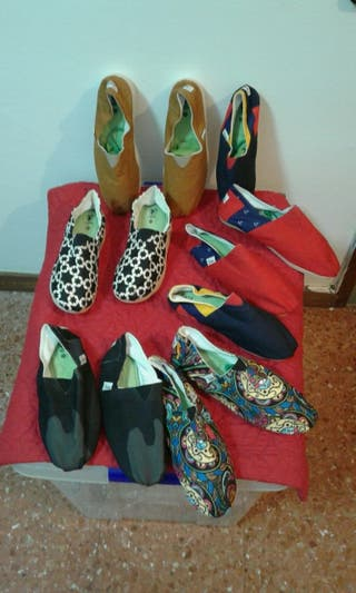 Zapatos mujer para la primavera