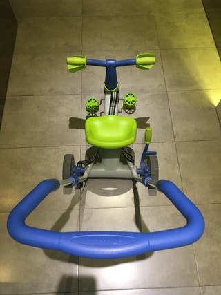 Triciclo silla Imaginarium evolutivo